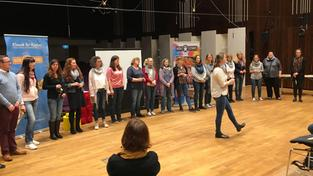 Lehrerworkshop, 3. April 2019 (Foto: DRP)