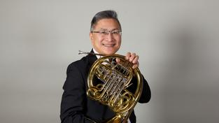 Han Xiao-Ming, Horn (Solo) (Foto: Astrid Karger)